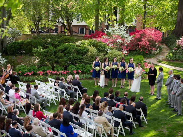 Sheila and Dagoberto's Wedding in Washington, District of Columbia 8