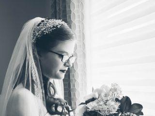 The wedding of Sarah and Josh 2