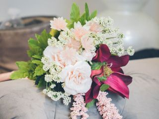 The wedding of Sarah and Josh 3