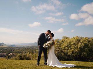 The wedding of Dana and Tevan 3