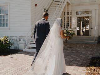 The wedding of Dana and Tevan 2