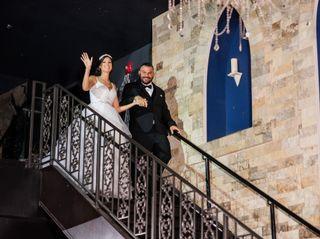 The wedding of Alyssa and Jessie
