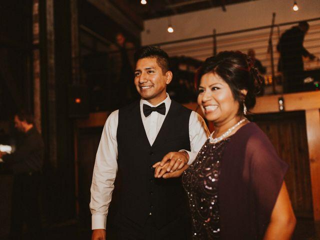 Andrea and Honorio's Wedding in Portland, Oregon 11