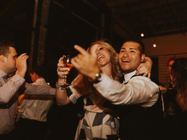 Andrea and Honorio's Wedding in Portland, Oregon 14