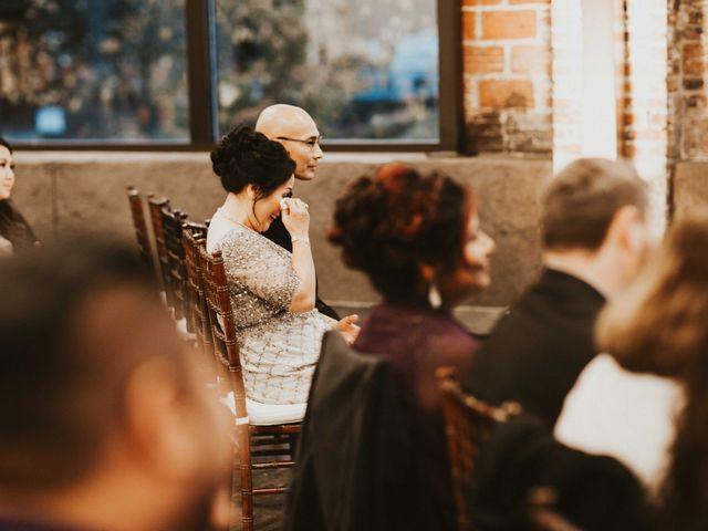 Andrea and Honorio's Wedding in Portland, Oregon 7