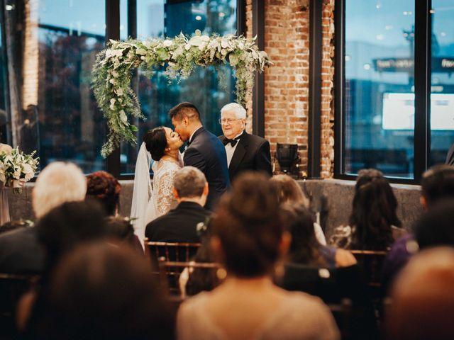 Andrea and Honorio's Wedding in Portland, Oregon 6