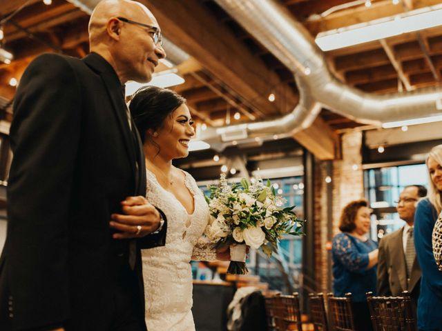 Andrea and Honorio's Wedding in Portland, Oregon 5