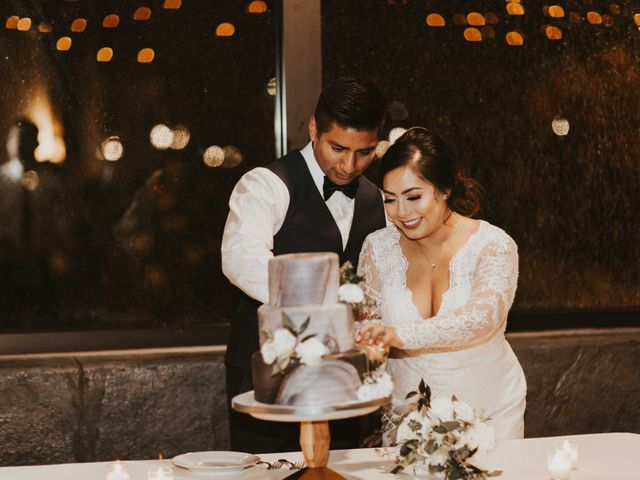 Andrea and Honorio's Wedding in Portland, Oregon 10