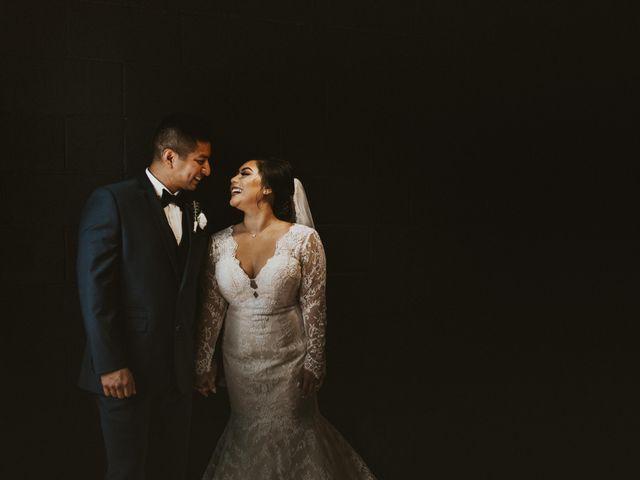 Andrea and Honorio's Wedding in Portland, Oregon 24