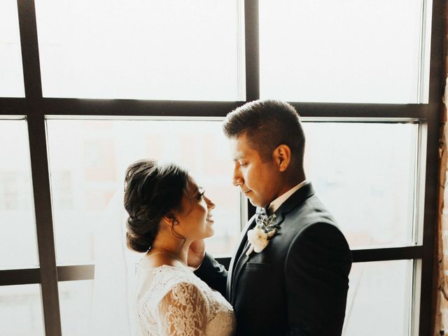 Andrea and Honorio's Wedding in Portland, Oregon 4