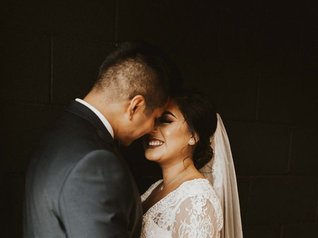 Andrea and Honorio's Wedding in Portland, Oregon 25