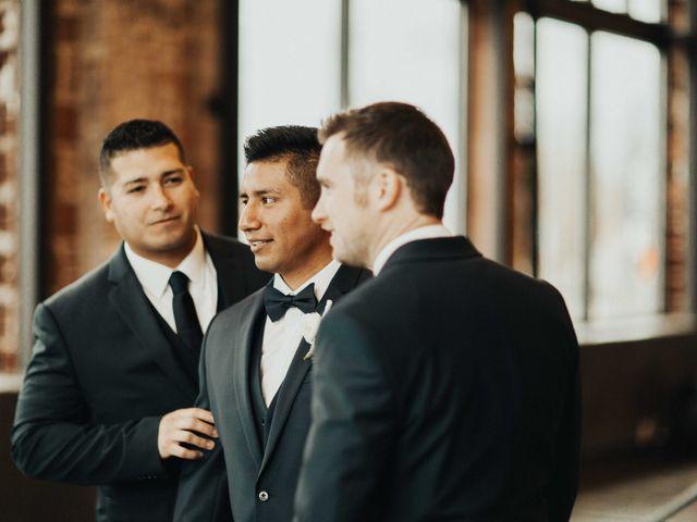 Andrea and Honorio's Wedding in Portland, Oregon 2