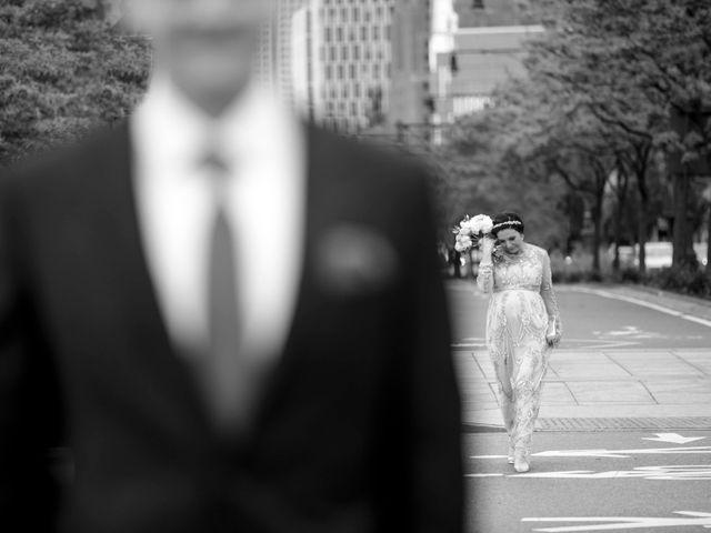 Grace and Matt's Wedding in New York, New York 7