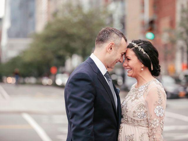 The wedding of Matt and Grace