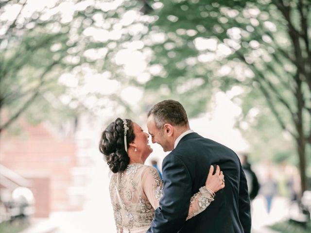 Grace and Matt's Wedding in New York, New York 10