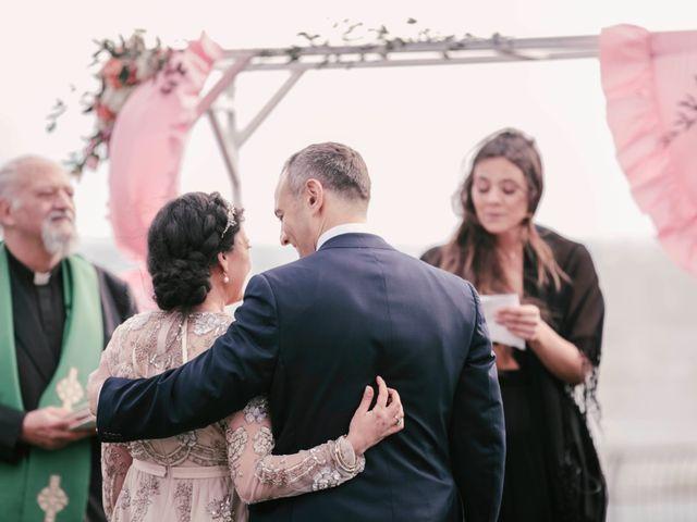 Grace and Matt's Wedding in New York, New York 13