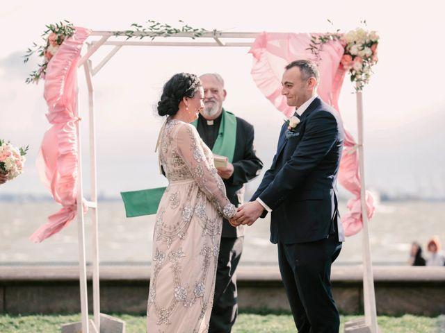 Grace and Matt's Wedding in New York, New York 14