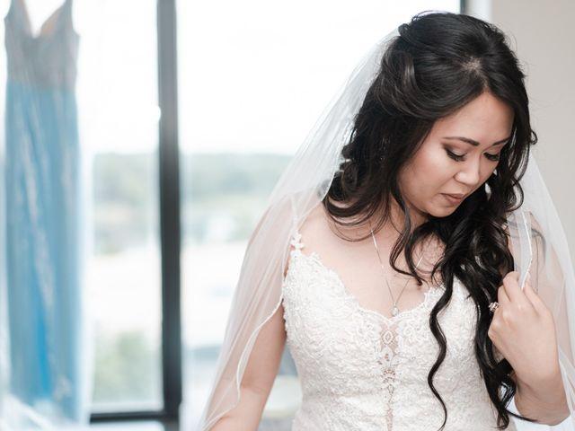Fernando and Jennifer's Wedding in Naperville, Illinois 14