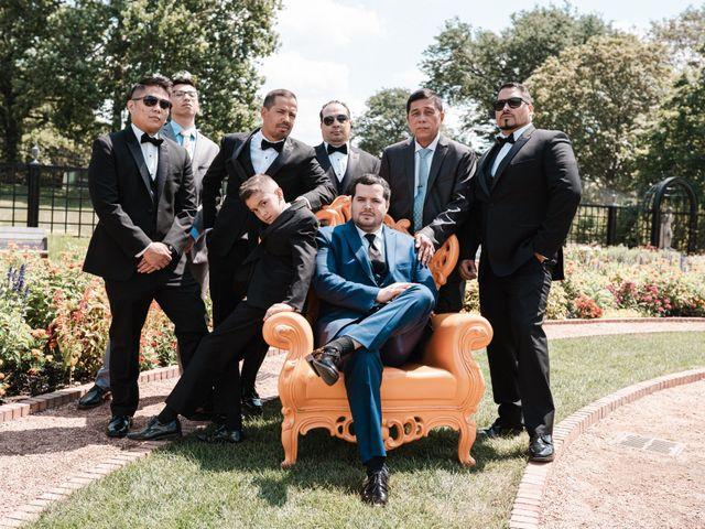 Fernando and Jennifer's Wedding in Naperville, Illinois 17