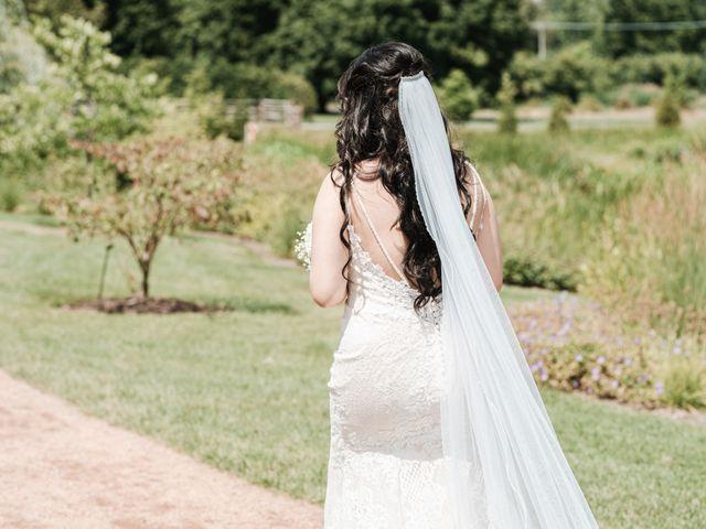 Fernando and Jennifer's Wedding in Naperville, Illinois 18