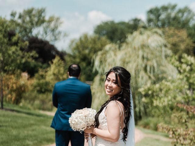 Fernando and Jennifer's Wedding in Naperville, Illinois 19