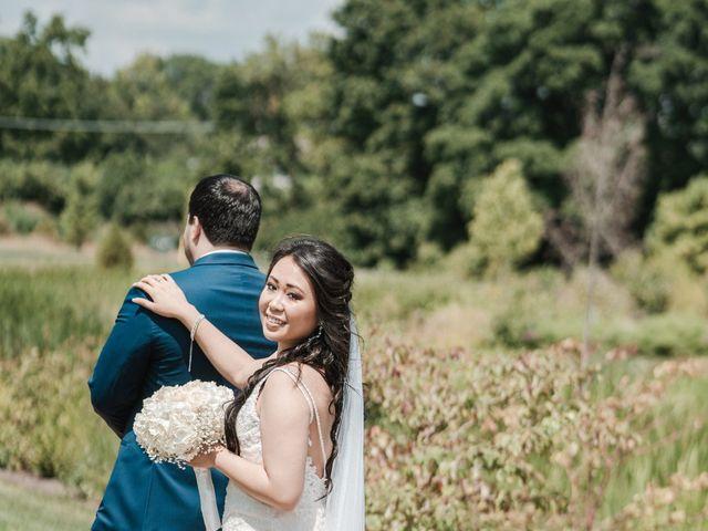 Fernando and Jennifer's Wedding in Naperville, Illinois 20