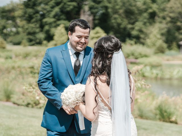 Fernando and Jennifer's Wedding in Naperville, Illinois 21