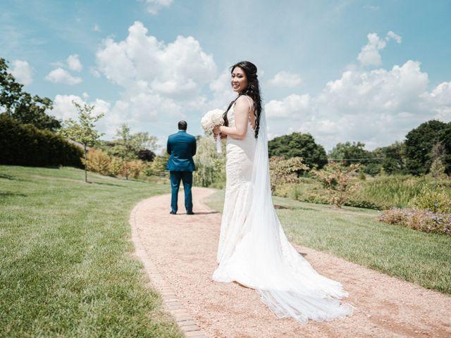 Fernando and Jennifer's Wedding in Naperville, Illinois 22