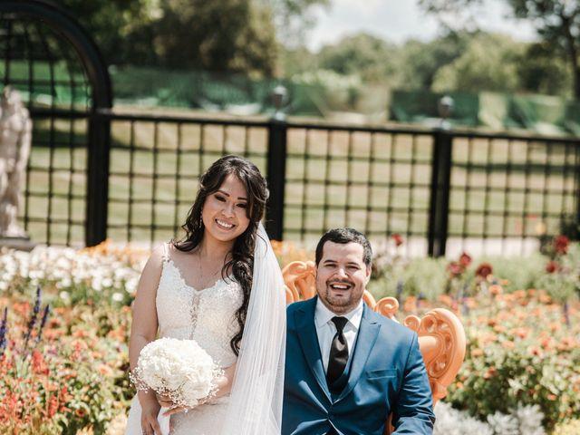 Fernando and Jennifer's Wedding in Naperville, Illinois 23