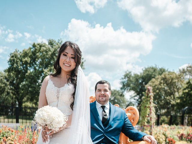 Fernando and Jennifer's Wedding in Naperville, Illinois 24