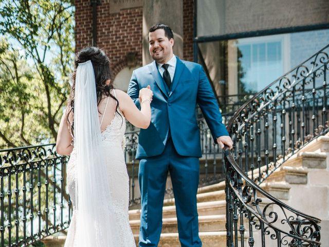 Fernando and Jennifer's Wedding in Naperville, Illinois 26