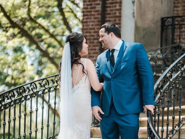 Fernando and Jennifer's Wedding in Naperville, Illinois 28