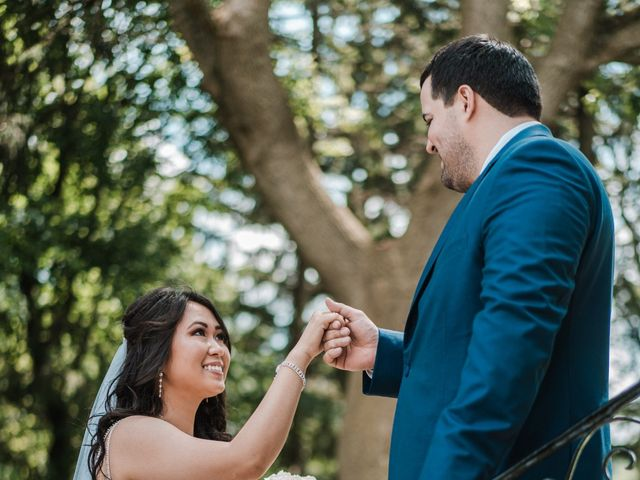 Fernando and Jennifer's Wedding in Naperville, Illinois 30
