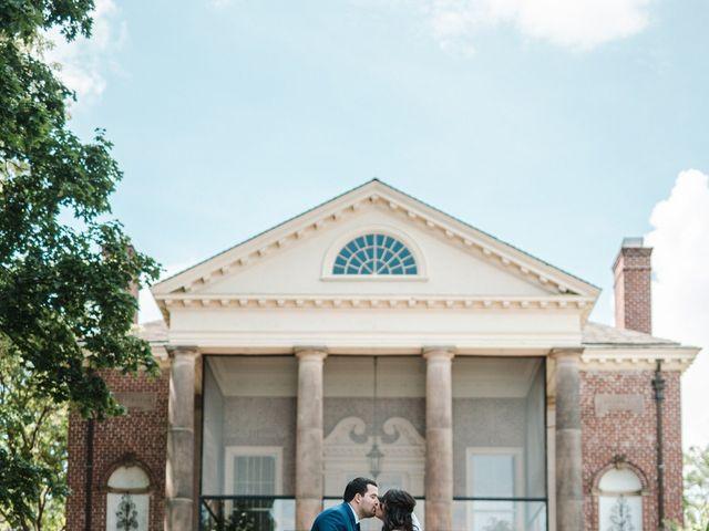 Fernando and Jennifer's Wedding in Naperville, Illinois 2