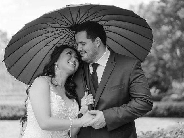 Fernando and Jennifer's Wedding in Naperville, Illinois 31