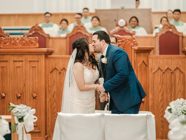 Fernando and Jennifer's Wedding in Naperville, Illinois 34