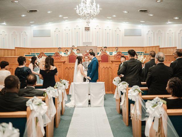 Fernando and Jennifer's Wedding in Naperville, Illinois 35