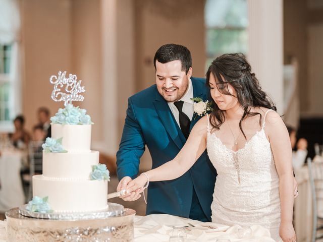 Fernando and Jennifer's Wedding in Naperville, Illinois 43