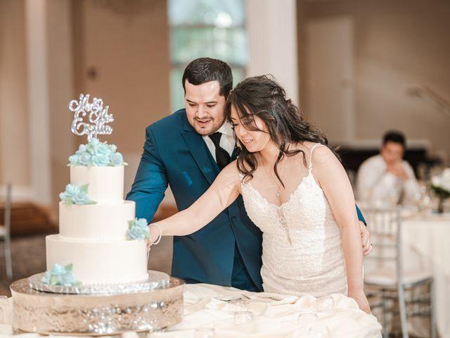 Fernando and Jennifer's Wedding in Naperville, Illinois 44