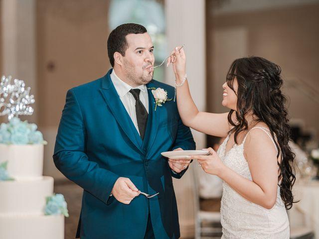 Fernando and Jennifer's Wedding in Naperville, Illinois 45