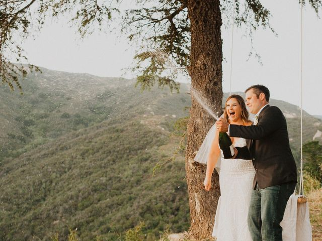 The wedding of Nick and Vanessa