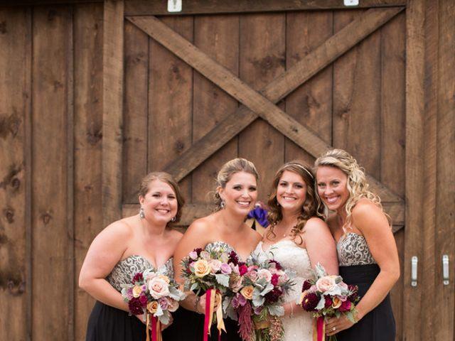 Emily and Aaron's Wedding in Sistersville, West Virginia 3