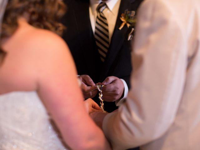 Emily and Aaron's Wedding in Sistersville, West Virginia 7