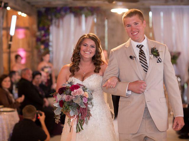 Emily and Aaron's Wedding in Sistersville, West Virginia 8