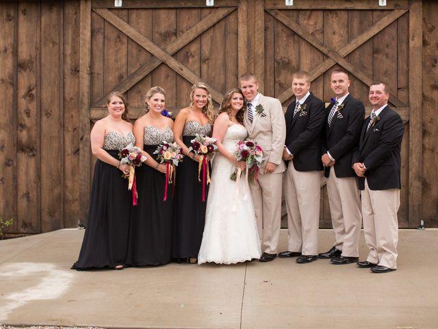 Emily and Aaron's Wedding in Sistersville, West Virginia 9