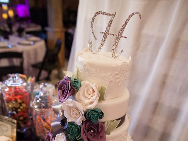 Emily and Aaron's Wedding in Sistersville, West Virginia 14