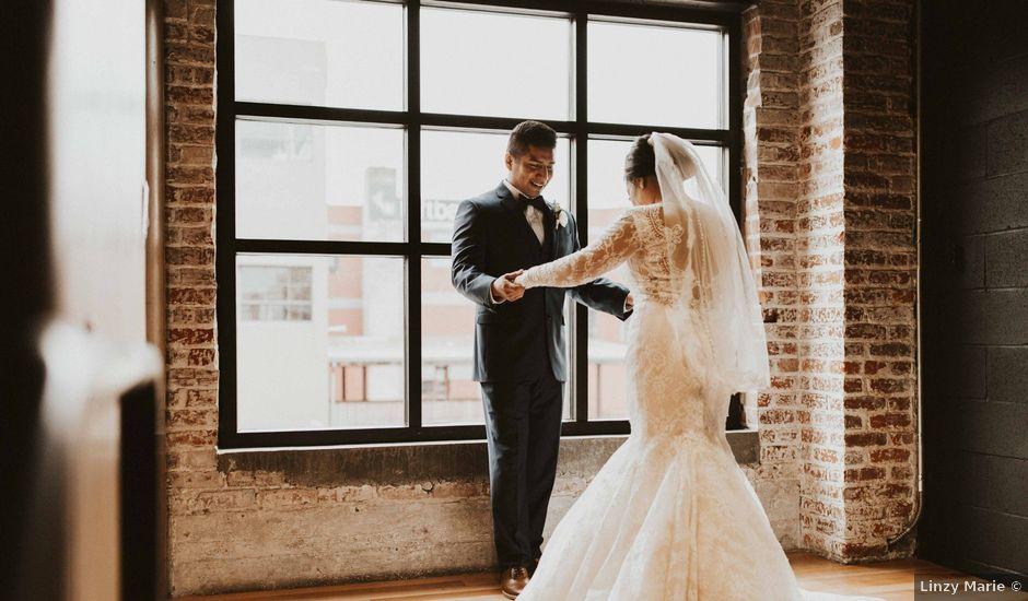 Andrea and Honorio's Wedding in Portland, Oregon