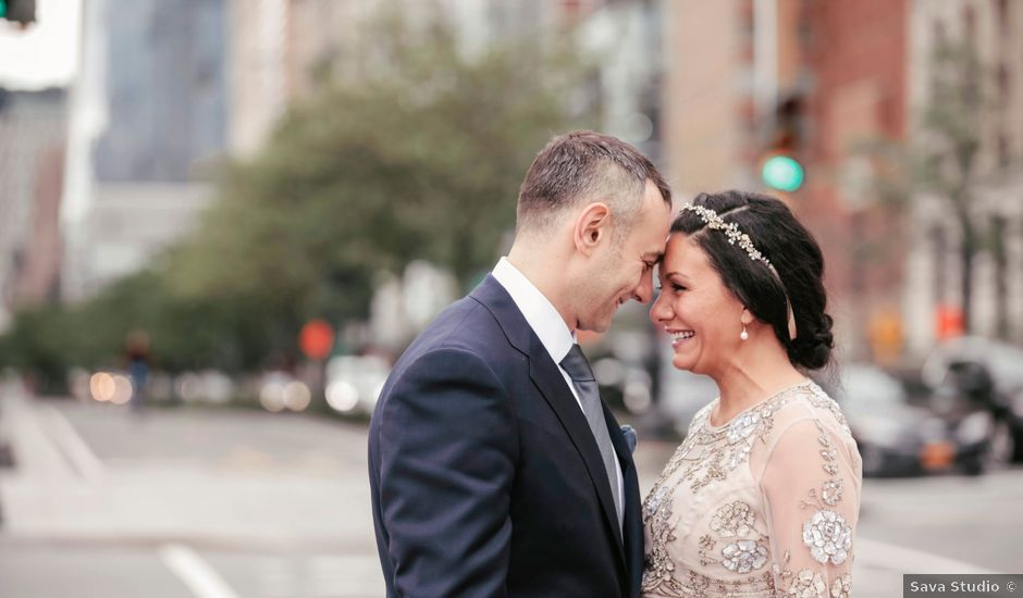 Grace and Matt's Wedding in New York, New York