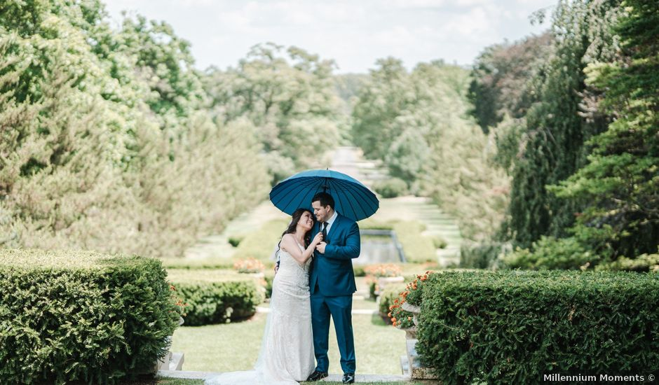 Fernando and Jennifer's Wedding in Naperville, Illinois