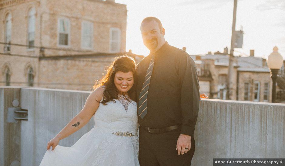Trent and Emma's Wedding in Burlington, Wisconsin